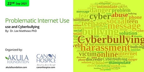 Problematic Internet Use use and Cyberbullying bilhetes