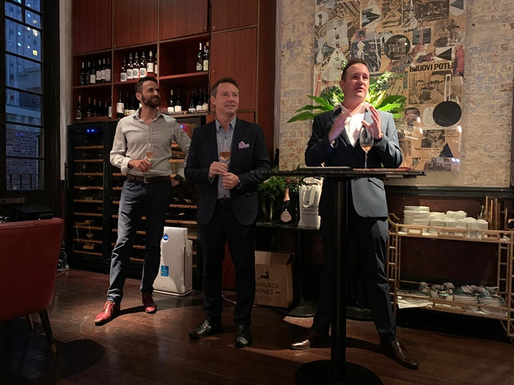 Springbok Wines Presents: A South African Wine Experience at Madame Fù image