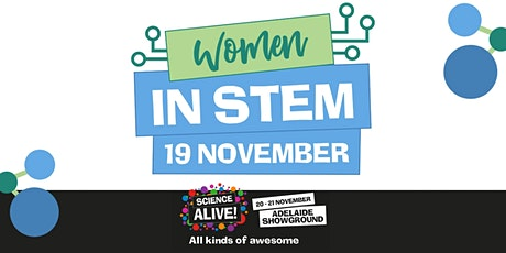 Women in STEM Seminar at Science Alive! tickets