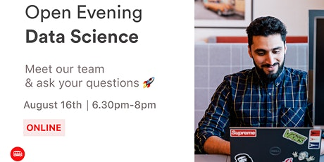 Data Science Bootcamp: Open Evening tickets