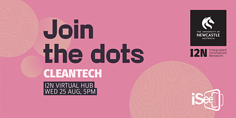 Join the Dots - Cleantech tickets