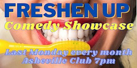 Freshen Up Showcase at Asheville Club tickets