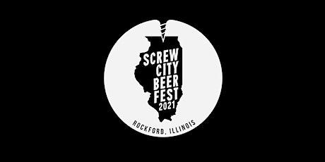 Screw City Beer Festival 2021 tickets