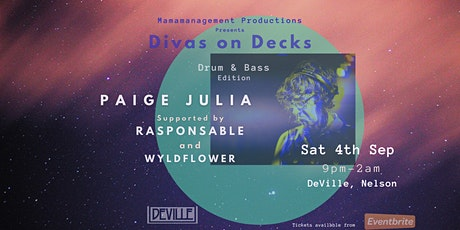 Divas Drum & Bass Edition tickets