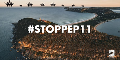 STOP PEP-11: Eastern Suburbs Virtual Town Hall tickets