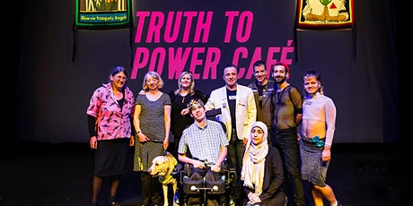Truth to Power Café - Creative workshop | THIS IS WHO I AM tickets