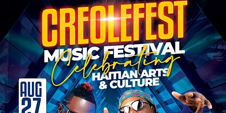 CREOLE FEST tickets