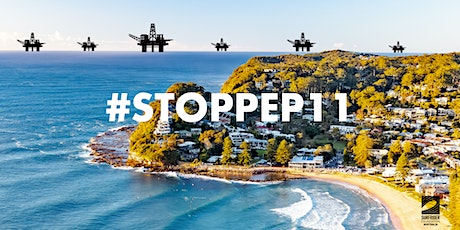 STOP PEP-11: Central Coast Virtual Town Hall tickets