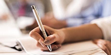 Academic Writing Workshop 1 tickets