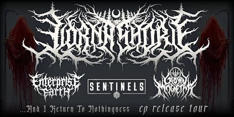 LORNA SHORE Release Tour with Enterprise Earth, Sentinels & Crown Magnetar tickets