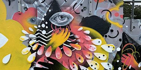 Artist's Talk with HAPPY DECAY - Bjarni Wark, Urban Beautician tickets