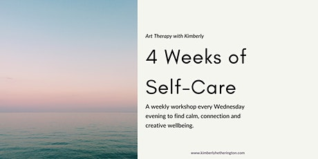 4 Weeks of Self-Care with Art Therapy & Meditation tickets