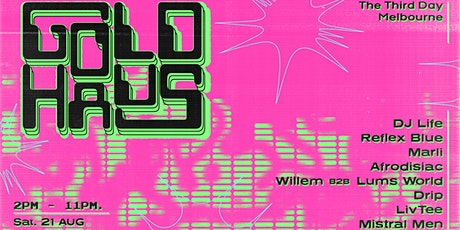 Gold Haus - Winter Warehaus Day Party tickets