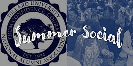 Dillard University National Alumni Association Summer Social tickets