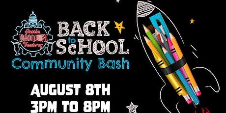Austin Daiquiri Factory Back to School Community Bash tickets