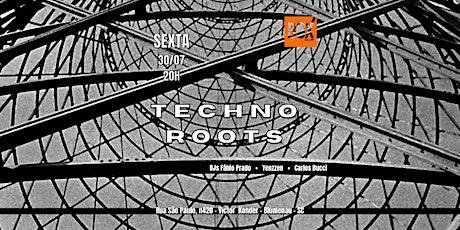 Techno Roots @ Box Club tickets