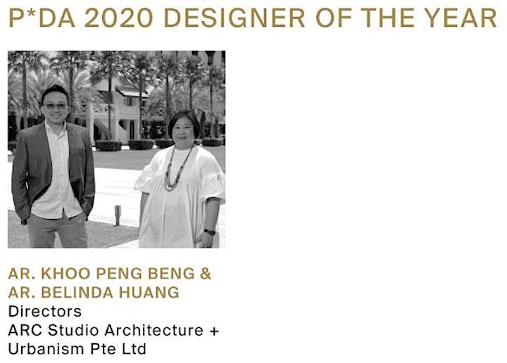 President*s Design Award 2020 Recipients' Forum Part 1 image