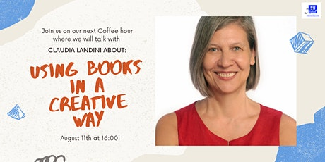 Coffee Hour with EUConsult - Using Books in a Creative Way tickets