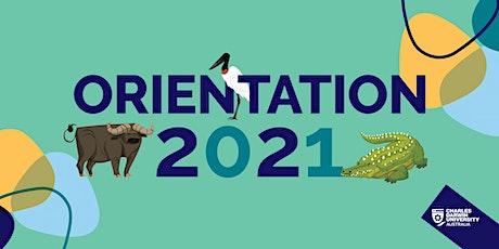 International Orientation Day S2 2021 tickets