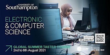 Promoting ECS Southampton University 02 - 06 Agustus 2021 tickets