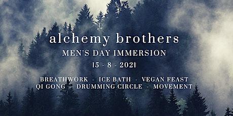 Alchemy Brothers Men's Day Immersion bilhetes