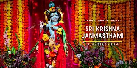 Sri Krishna Janmashtami Festival 2021 tickets