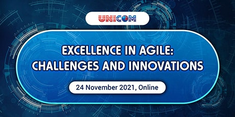 Excellence in Agile: Challenges and Innovations tickets