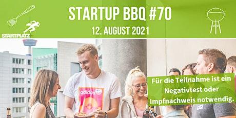 Startup BBQ #70 tickets