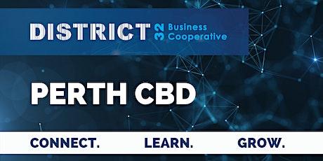 District32 Business Networking – Perth CBD - Fri 03 Sept tickets