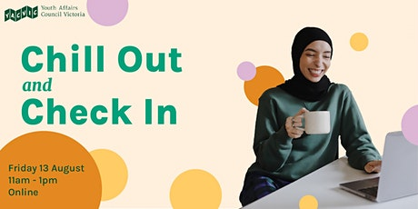 Youth Forum Chill-Out and Check-In Event tickets