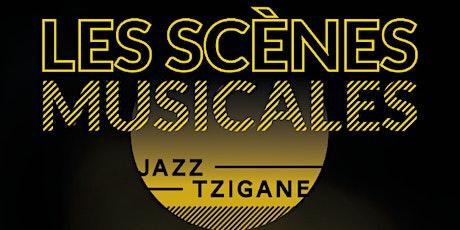 Les Scènes Musicales- Vendredi 17 septembre à Saumur tickets