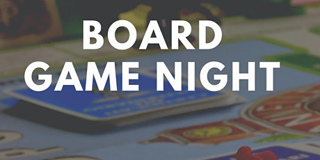 French Board Games Night tickets