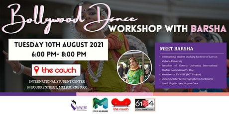 Bollywood Night at the Couch tickets