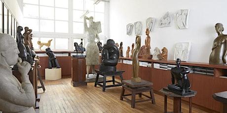 INSEAD ARTS : Visite de l'Atelier Chana Orloff billets