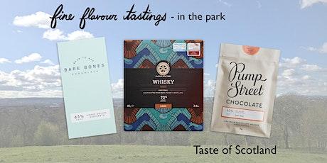 Chocolate Tasting - Taste of Scotland tickets