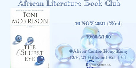 African Literature Book Club |The Bluest Eye tickets
