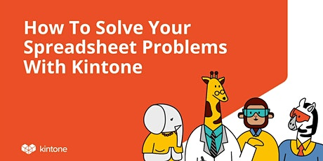 How To Solve Your Spreadsheet Problems tickets