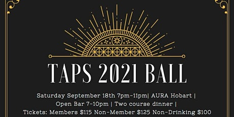 TAPS Annual Gala Ball tickets