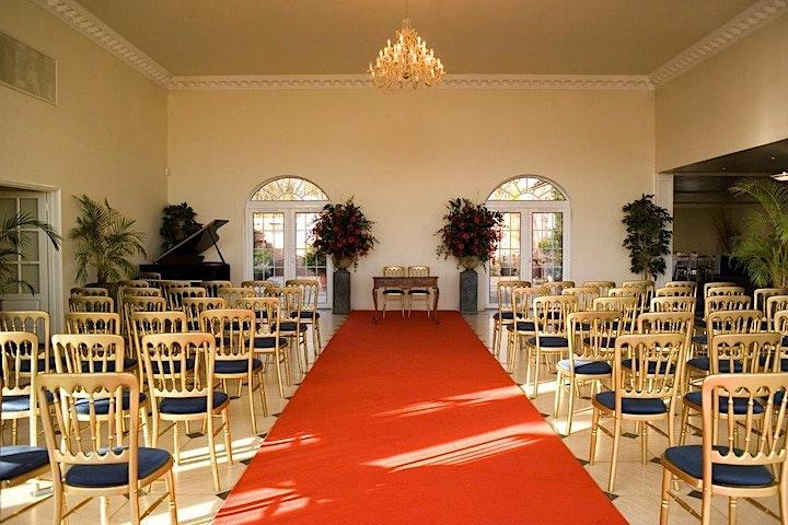 Wedding Open Evening September 2021 image