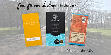 Chocolate Tasting - Made in the UK tickets