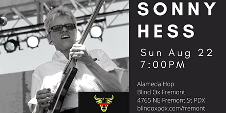 Sonny Hess at Blind Ox Fremont tickets
