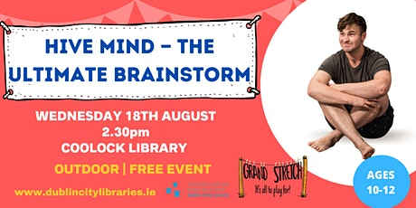 HIVE MIND - the ultimate brainstorm - OUTDOOR tickets