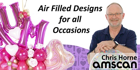 Air Filled Designs for All Occasions tickets