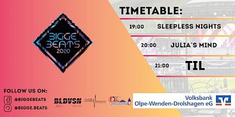 Bigge Beats meets  Lorenz-Jaeger Haus Tickets
