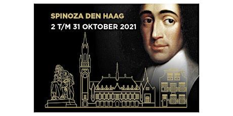 Spinoza geeft een lezing! tickets
