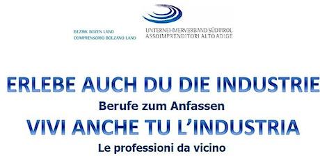 Open Day Bozen Land/Bolzano Land - 22.10.2021 (ore 14.30 Uhr) biglietti