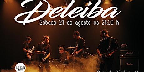Deleiba en Galician Brew tickets