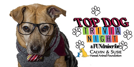 TOP DOG TRIVIA NIGHT tickets