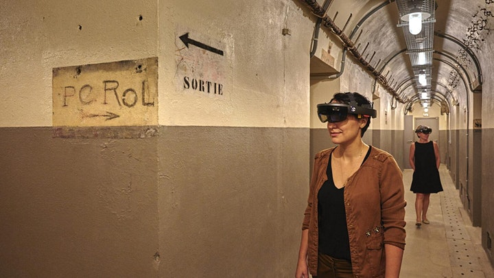 Location Based Augmented Reality: the new frontier of edu-tainment image