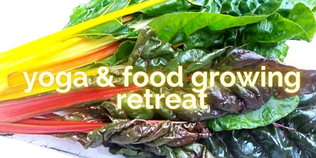 Gentle Yoga & Food Growing Retreat in Devon tickets